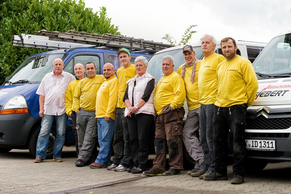siebert-blitzschutzbau-team