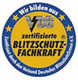 Logo: Blitzschutz-Fachkraft