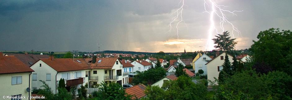 Blitzschutz in ganz Deutschland