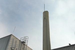 Blitzschutz (HVI) in der Industrie 2